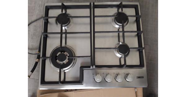 Inbouw gaskookplaat