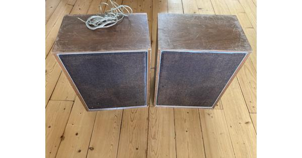 Phillips Speakers (gedeeltelijk defect)