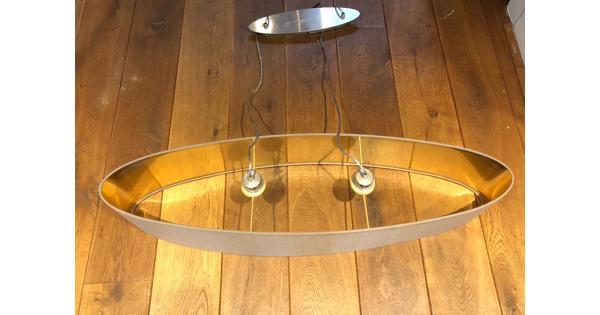 Eglo Maserlo Hanglamp Cappucino - 100 cm