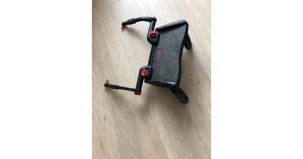 Buggy board mini zwart