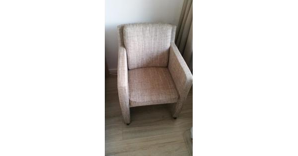compact stoeltje/fauteuil