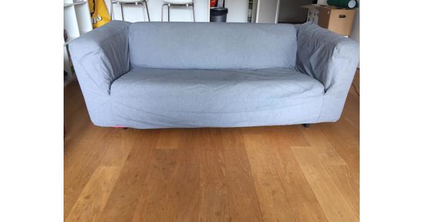 IKEA Bank met twee hoezen 177x86x67
