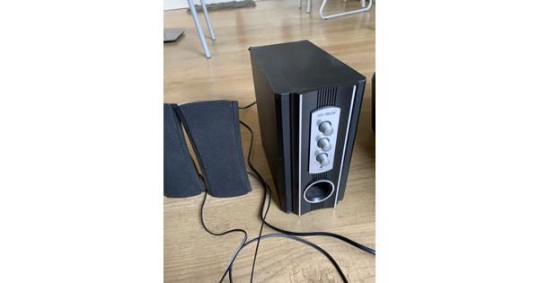 Ms-tech PC speakers