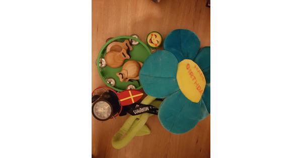 klein speelgoed voor grabbelton of schoencadeautjes