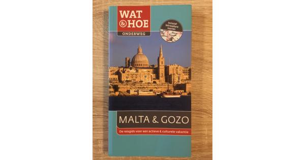 Reisgids Malta & Gozo
