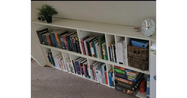 2 boekenkasten