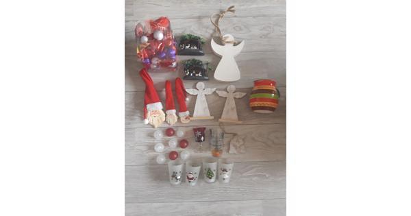 Verschillende soorten kerstspullen