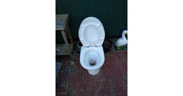 WC pot met bril