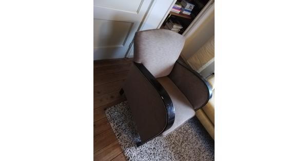 Leuke stoel,mooi ontwerp