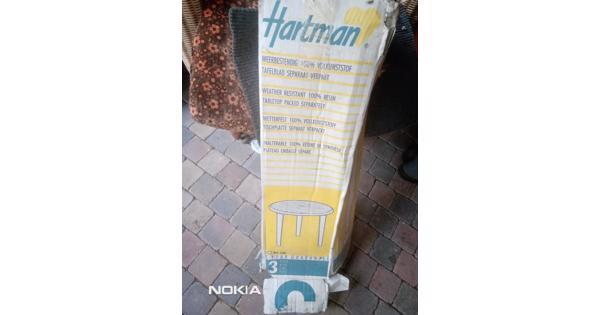 Tafelpoten voor Hartmann tafel ( rond)