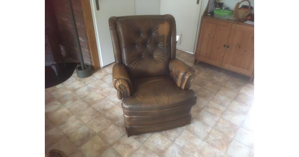 fauteuil voor lekker relax zitten