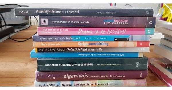 Studieboeken pabo