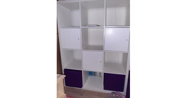 Kallax Ikea kast