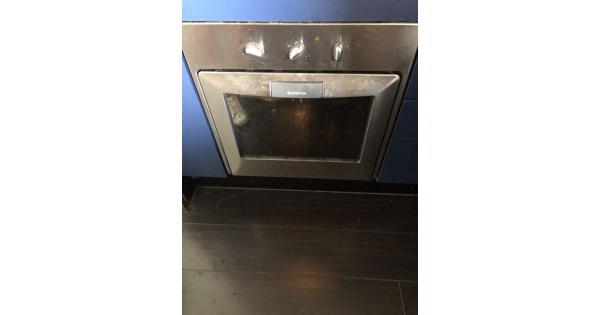 Ariston hete lucht oven