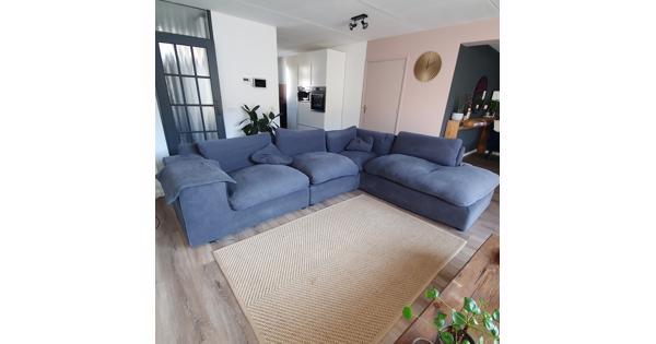 Heerlijke 5- zits loungebank