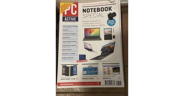 Computertotaal en PC Active