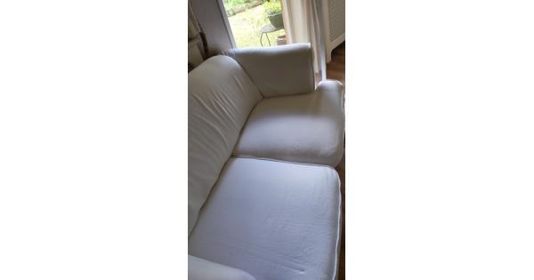 Roomwit 2-zits Ektorp Ikea