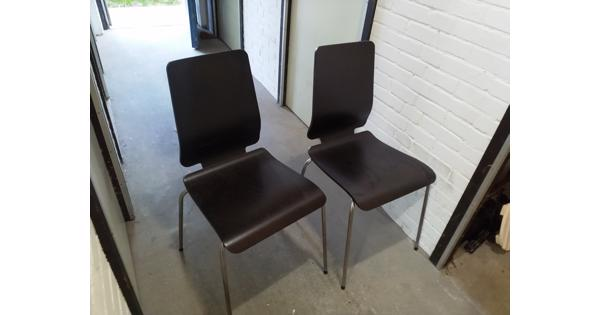 2x stoelen
