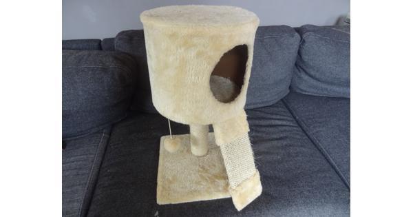 Krabtoren voor je kat