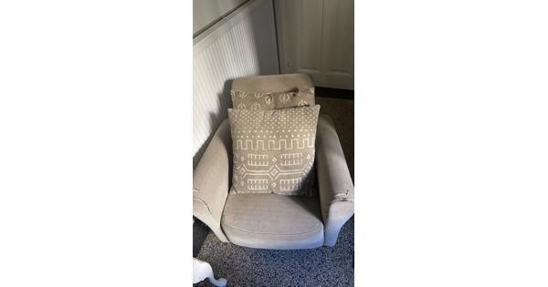 Lekkere stoel