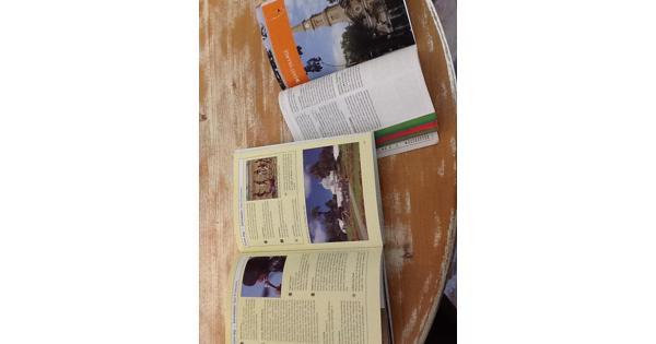Reisboeken California en New York