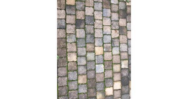 400 cobblestones