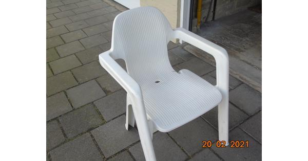 Kunstof Hartmann stoelen