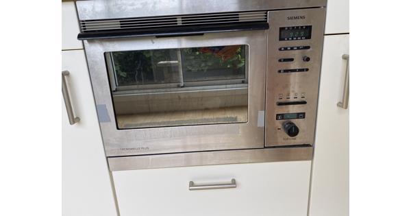 Siemens Top-Line inbouw oven