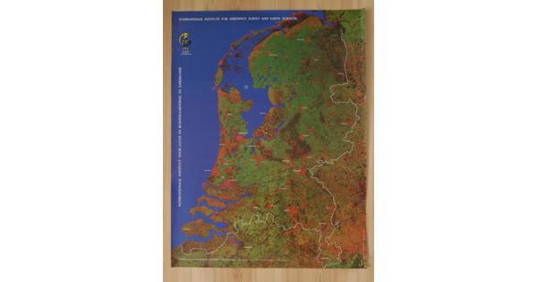Posters van Nederland en astronomie