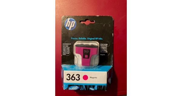 HP 363 Magenta Cartridge