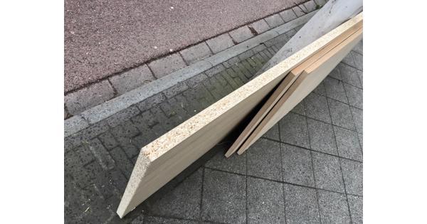 houten platen