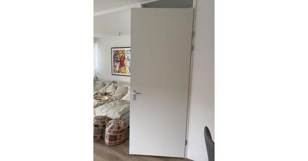 2 binnendeuren 290x30
