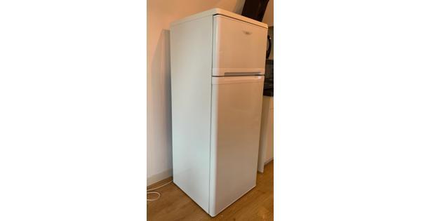 Zanussi koelkast met vriesvak centrum Utrecht
