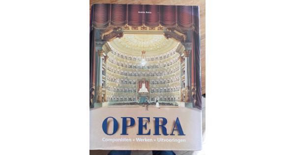 Opera / Componisten - Werken - Uitvoeringen