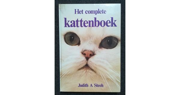 Het complete kattenboek