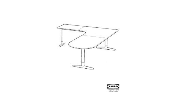 Ikea Effektiv bureautafel