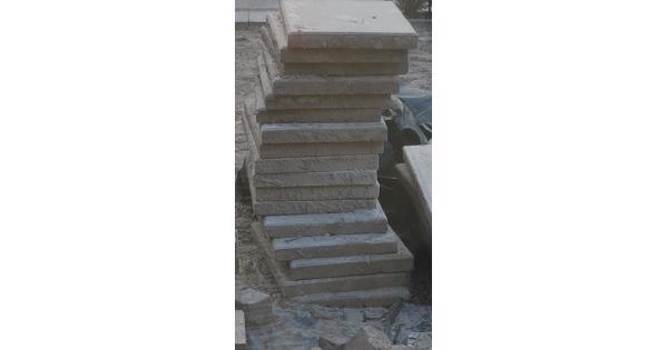 22 betontegels 40 x 60
