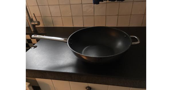 Wokpan Ikea