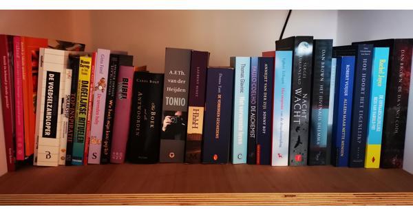Boeken literatuur en lectuur