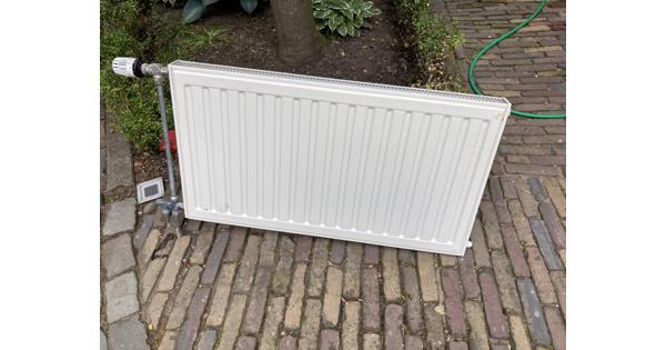 2 radiatoren