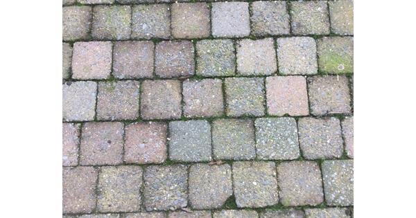 25 m2 cobblestones 10x10x6