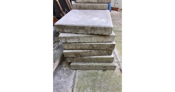 30x 30 beton tegels