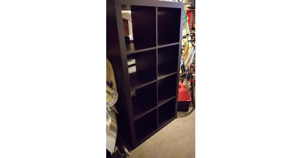 Kallax Ikea opbergkast 147x77 cm