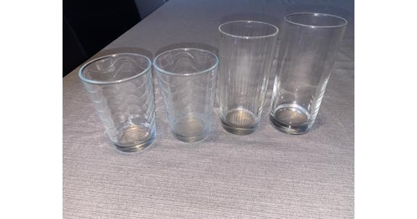 Mokken en glazen