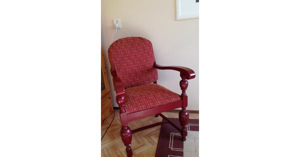 Grote stoel gratis af te halen