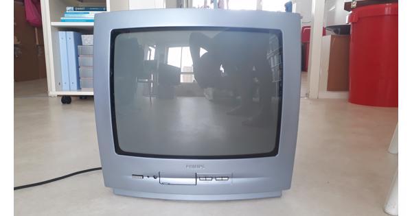 kleine analoge televisie