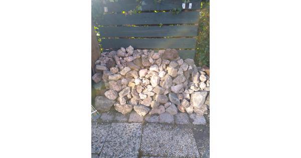 Tuin stenen