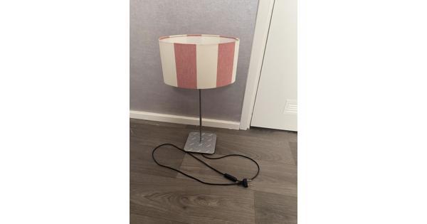 Lamp van ca. 40 cm