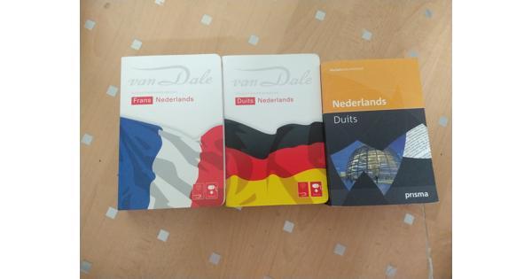 Woordenboek Duits en Frans