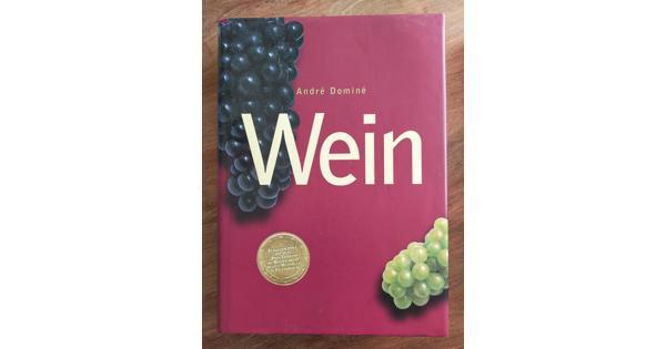 Wein - boek over wijn in het Duits